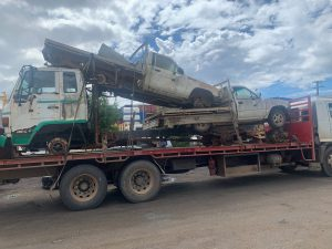 Melbourne car removals